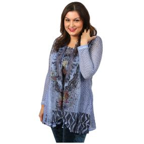 VIVACE 2 in 1-Shirt 'Giada' multicolor