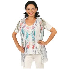 VV 2 in 1-Shirt 'Allegra' multicolor