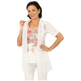 VIVACE 2 in 1-Shirt 'Lucia' multicolor