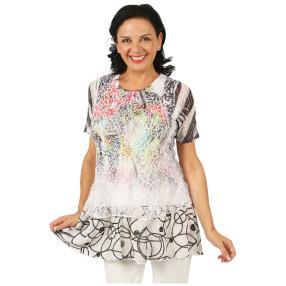 VV Shirt 'Norma' multicolor
