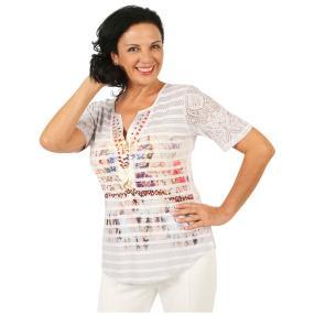 VV Shirt 'Cosetta' multicolor