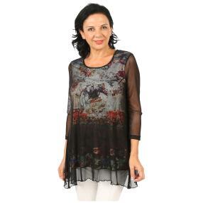 VIVACE Shirt 'Livia' multicolor