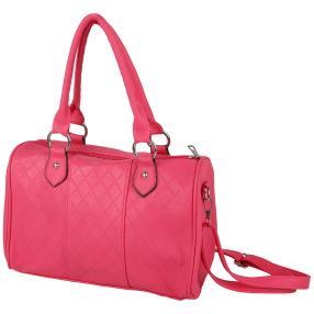 dariya Bowlingtasche, pink