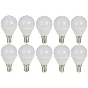 10er Set LED-Leuchtmittel E27
