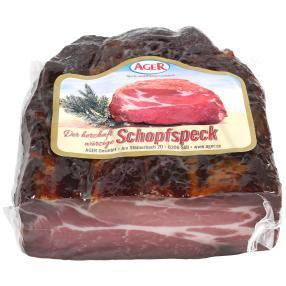 Schopfspeck