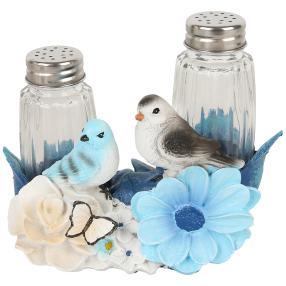 Salz- und Pfeffer-Duo Vögel