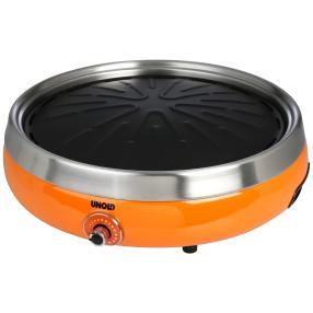 UNOLD Asia-Grill orange