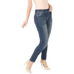 ÉTOILE DE MER  Jeans, verziert, blau