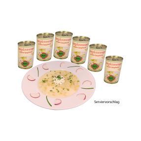 Rhönis Spargelcremesuppe