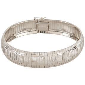 Armband 925 Silber, Cleopatra-Design