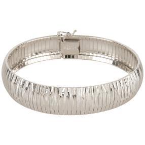 Armband 925 Silber rhodiniert