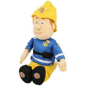 Feuerwehrmann Sam 45cm Plüschfigur