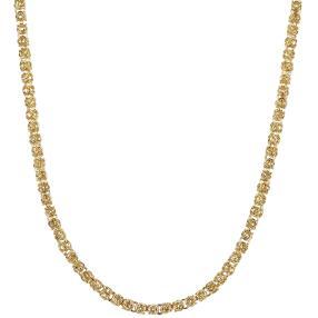 Königskette 585 Gelbgold , ca. 45cm