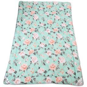 Stoffhanse Steppdecke, Komfortgröße, floral