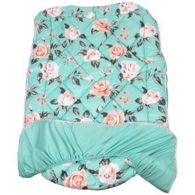 Stoffhanse Unterbett, floral