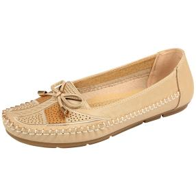 Roses Damen Slipper, Fantasie-Muster