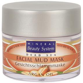 MBS Gesichtsschlammaske Argan Öl 50 ml