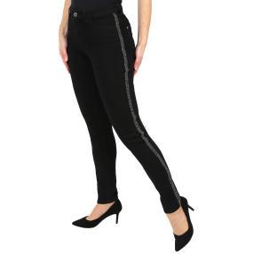 Jet-Line Damen-Jeans 'Trendy Tara', Strass black