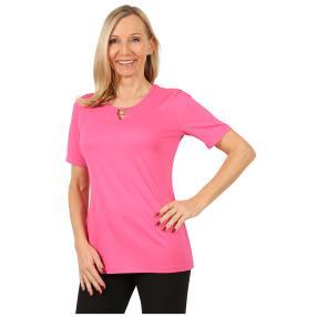 RÖSSLER SELECTION Damen-Shirt 'Sweetheart' pink
