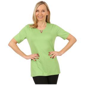 RÖSSLER SELECTION Damen-Shirt 'Sweetheart' grün