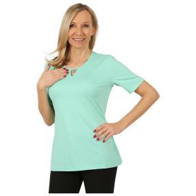 RÖSSLER SELECTION Damen-Shirt 'Sweetheart' mint