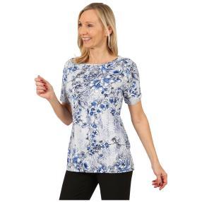 RÖSSLER SELECTION Damen-Shirt 'Belle'  multicolor