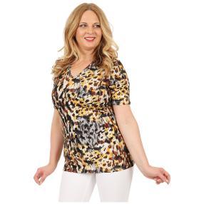 RÖSSLER SELECTION Damen-Shirt 'Coucou' multicolor