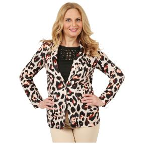 mocca by Jutta Leibfried Blazer multicolor