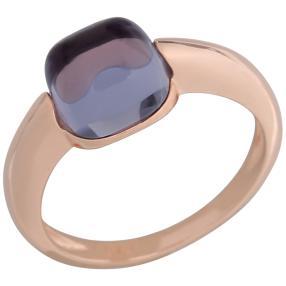 Ring 925 Silber rosevegoldet Zirkonia