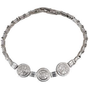 Armband 925 Sterling Silber Zirkonia