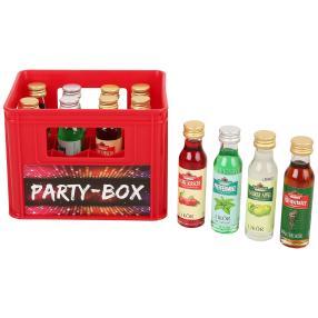"""Party-Box"" Kiste 12x 0,02l"