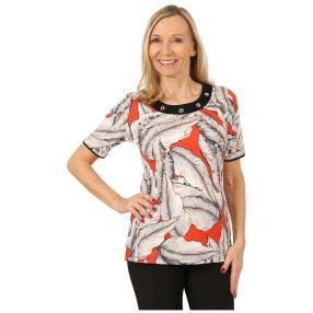 RÖSSLER SELECTION Damen-Shirt 'Sunny' multicolor
