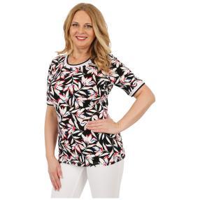 RÖSSLER SELECTION Damen-Shirt 'Bloom' multicolor