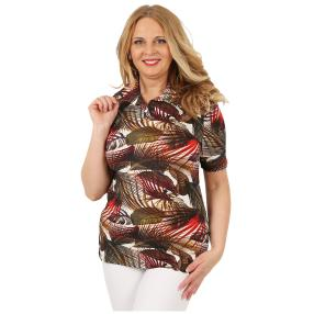 RÖSSLER SELECTION Damen-Shirt 'Jungle' multicolor