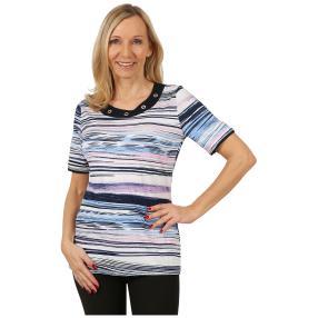 RÖSSLER SELECTION Damen-Shirt 'Menton' multicolor