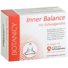 BOTANICY Inner Balance, 60 Kapseln
