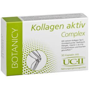 BOTANICY Kollagen aktiv Complex, 30 Kapseln
