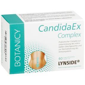 BOTANICY CandidaEx Complex, 60 Kapseln