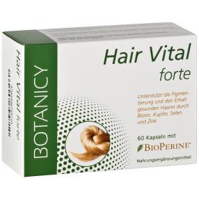 BOTANICY Hair Vital forte, 60 Kapseln