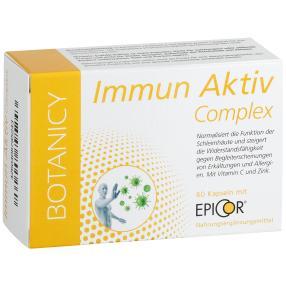 BOTANICY Immun Aktiv Complex, 60 Kapseln