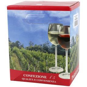 Wein Cabernet 5l