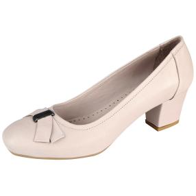 CALVIN SMITH Damen Lederpumps