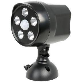EASYmaxx LED-Strahler, m. Bewegungsmelder