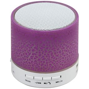 Mini Wireless Lautsprecher, lila