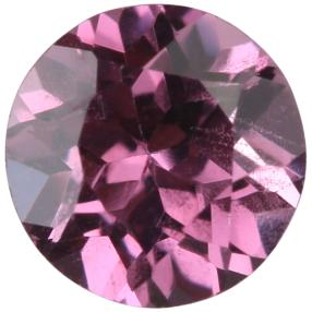 Rhodolith Raspberry Pink, min. 0,33 ct.