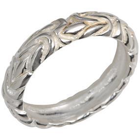Königsring 925 Sterling Silber
