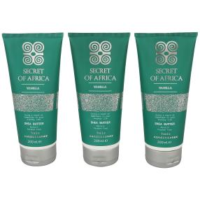 SECRET OF AFRICA Conditioner 3 x 200 ml