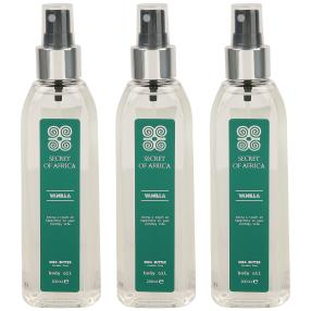 SECRET OF AFRICA Body Oil 3 x 200 ml