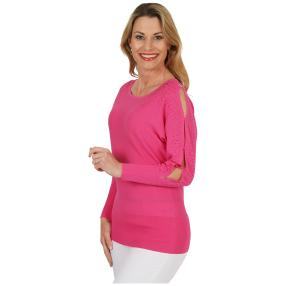 FASHION NEWS Damen-Pullover 'Zoe' pink