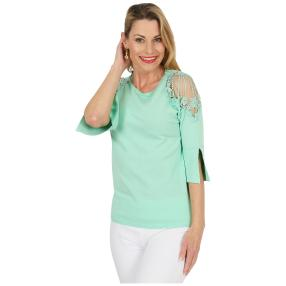 FASHION NEWS Damen-Pullover 'Ava' mint